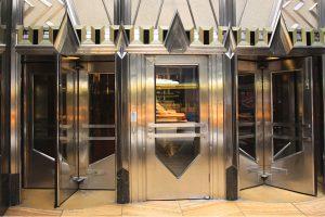 Si può visitare il Chrysler building ?