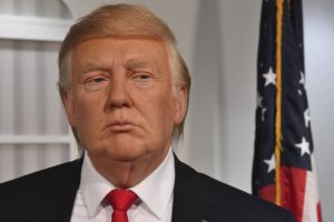 Donald Trump si insedia al Madame Tussauds di New York
