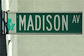 Madison Avenue aime le luxe !