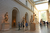 Le Metropolitan Museum of Art abrite plus de 2 millions d'oeuvres