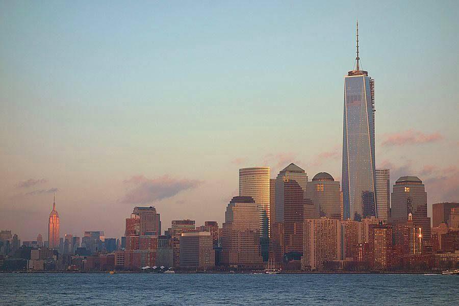 Il One World Trade Center svetta sul nuovo skyline di New York