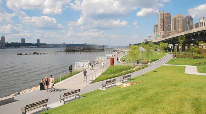 projet Empire State Trail