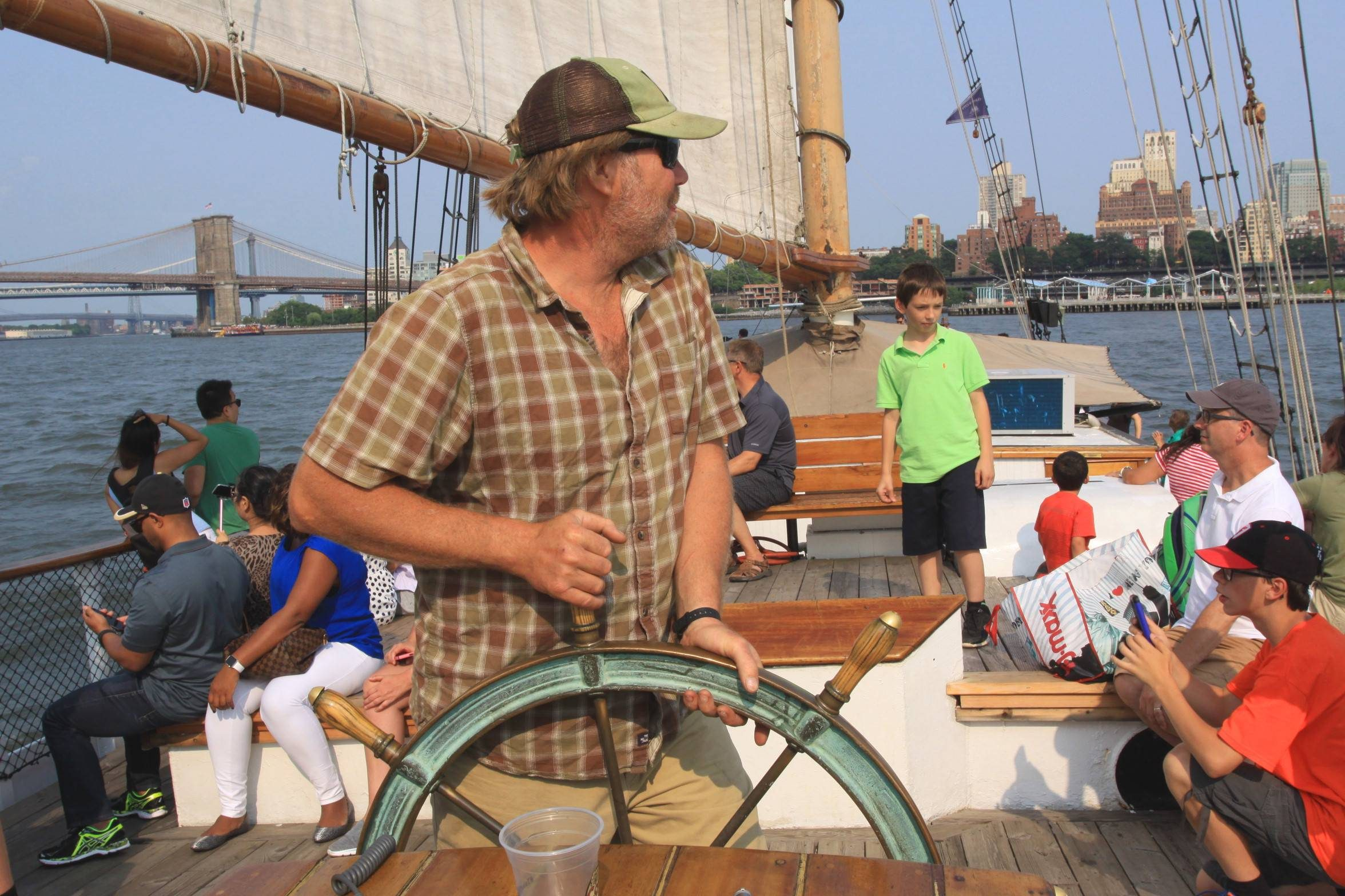 barca a vela Clipper City