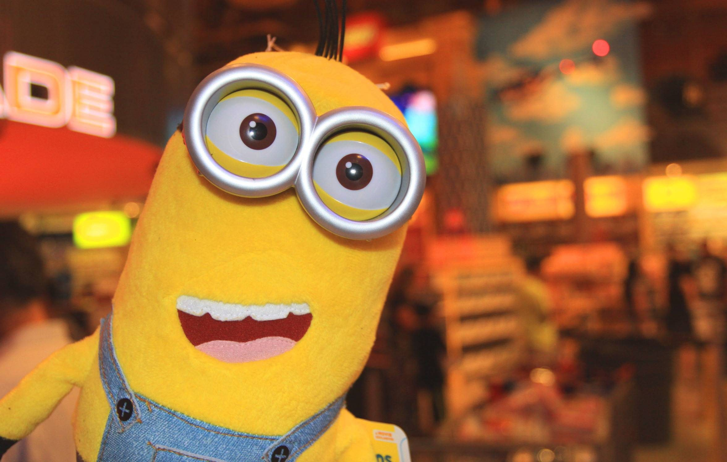 Un minion a New York