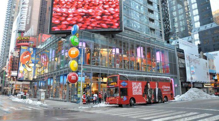 negozi shopping new york